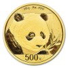 Gold Coin Chinese Panda 2018 30g Front