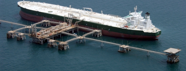 Oil Tanker Abqaiq In 2003